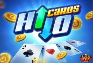 เกมส์ Cards-Hi-Lo